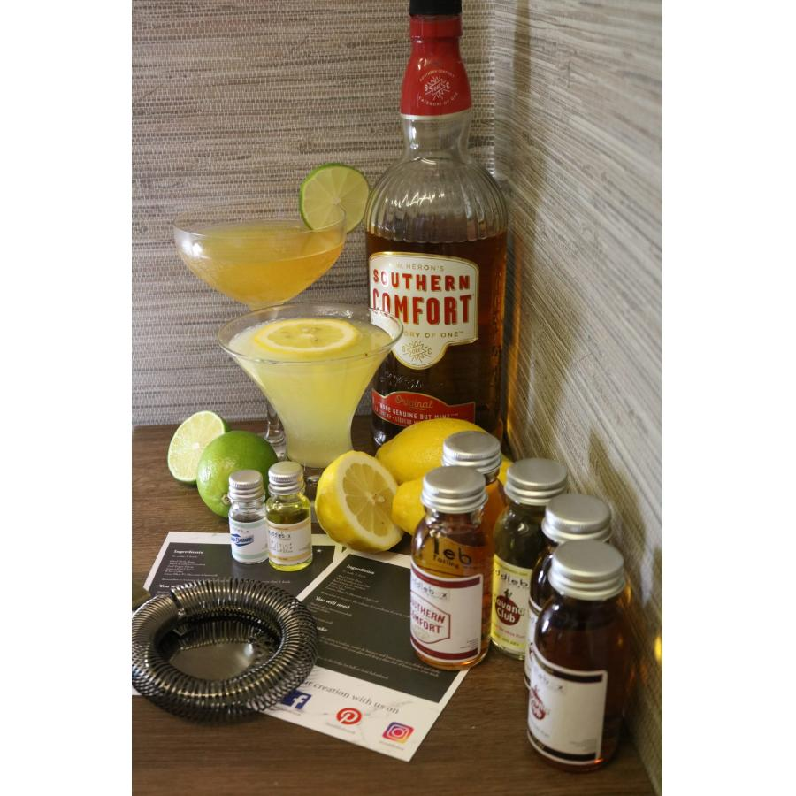 Southern Comfort Cocktail Lover Kit