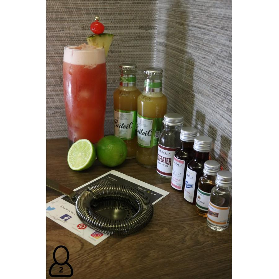 Singapore Sling - 2 Drink (1)